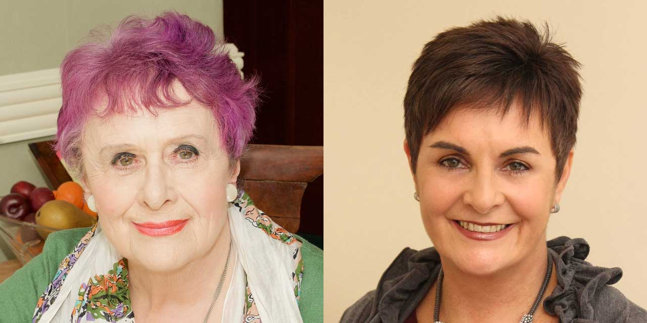 Literary Lunch with Mary Kenny in conversation with Ciana Campbell